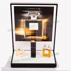 Bespoke Acrylic Perfume Display | Top Luxury Perfume Display