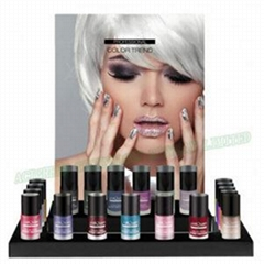 Reliable Tiered Nail Polish Display Rack Vendor With Best Price