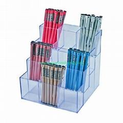 Useful Acrylic Stationery Display For Pen | Top Acrylic Display