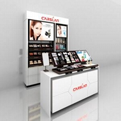 Luxury Cosmetic Display Counter Price   Best Makeup Display Price