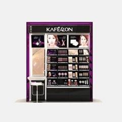 Professional Makeup Display Vendor   Best Cosmetic Display Showcase Price