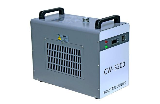CW5200 130W-200W Co2 Portable Water Chiller 2