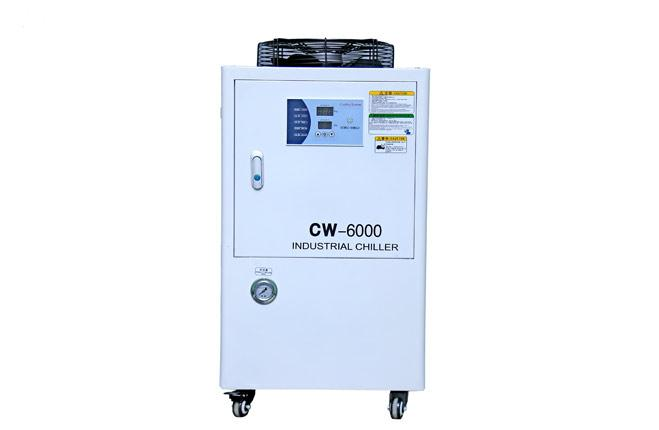 CW6000 Water Chiller For 22KW CNC Spindle 1