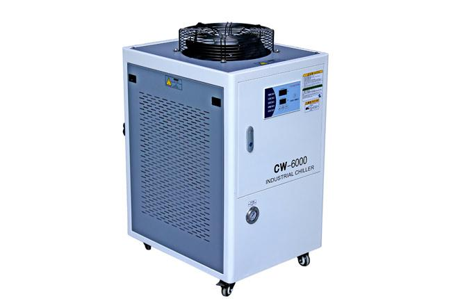 CW6000 Water Chiller For 22KW CNC Spindle 2
