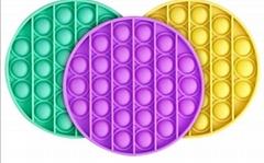 Pop It Hot Push Bubble Fidget Toys Adult Stress Relief Toy Antistress PopIt Soft