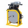 廠家直供 WP630A半自動液壓pe對焊機 pe管熱熔機管道對接機 3