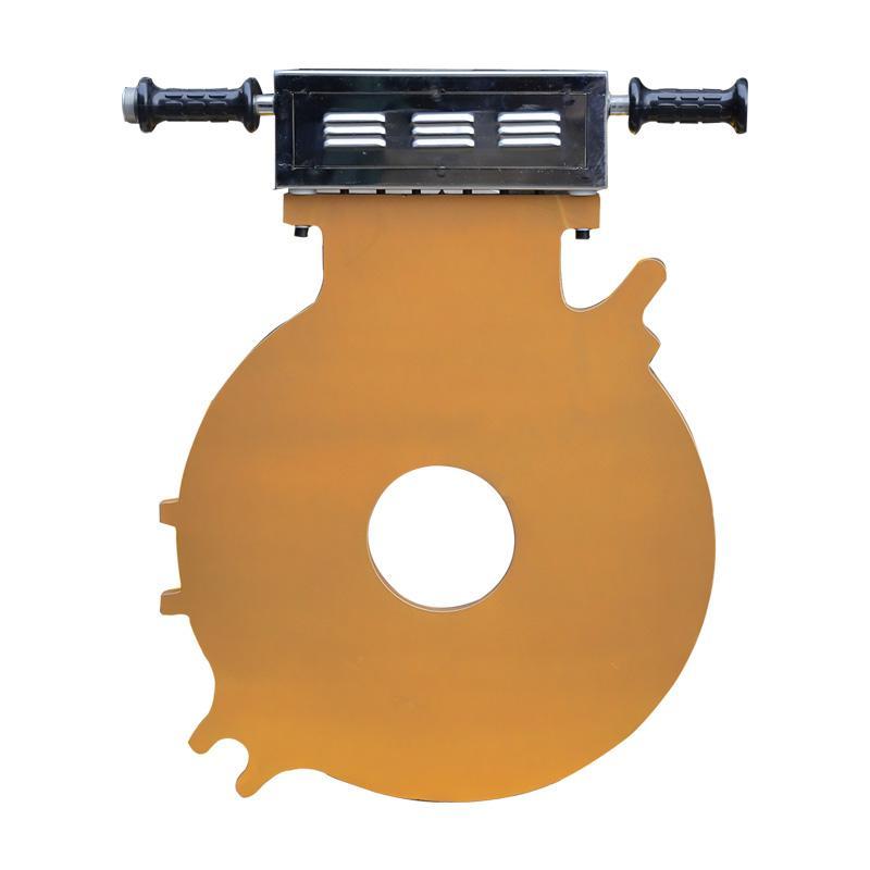 廠家直供 WP630A半自動液壓pe對焊機 pe管熱熔機管道對接機 4