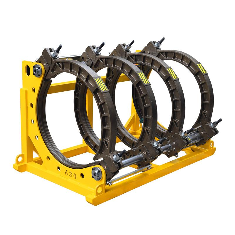 廠家直供 WP630A半自動液壓pe對焊機 pe管熱熔機管道對接機 5