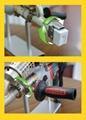 塑料擠出式焊槍PE/PP/PVC手提式熱風熱熔塑料焊機WP40H焊槍3400W 3
