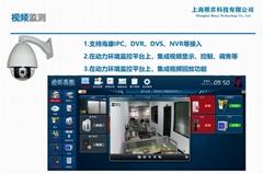 管理用房动环监控系统智能一体化机柜动力监控环境保护厂家直销