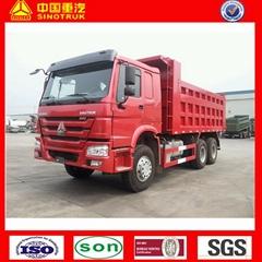 Sinotruk HOWO 6x4 Tipper Dump Truck 20CBM Capacity