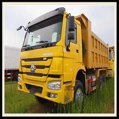 New Sinotruck Howo 10 Wheels 40 Tons camion benne 20 Cubic Tipper Dump Truck