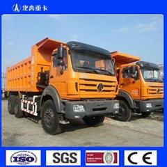 Beiben NG80B 10 Wheels 6*4 Tipper Truck dump truck(North Benz)