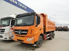 BEIBEN North Benz 10 Tires 6*4 V3 Tipper Truck for Sale
