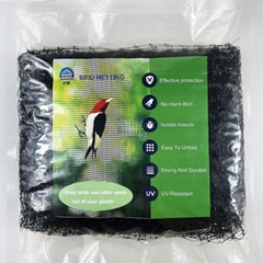 Compression Packing Plastic Anti-Bird Mesh