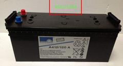 德國陽光A412/120A蓄電池12V120AH膠體電池UPS電源直流屏