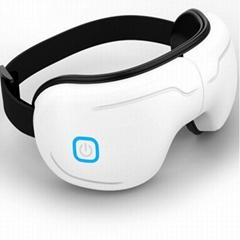 智能振動熱敷按摩器學生護眼儀儿童眼部按摩儀預防近視