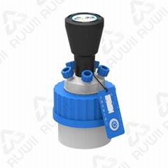 SE38型一體式溶劑安全瓶蓋,GL38標準瓶口適用
