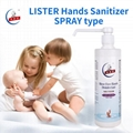 75%  Alcohol Rinse-free Hands Sanitizer