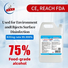 75% Alcohol Disinfectant for Environment Disinfection
