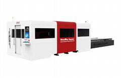 碳鋼板包圍式激光切割機自動化金屬下料交換平台切割機