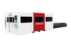碳钢板包围式激光切割机自动化金属下料交换平台切割机