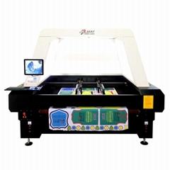 布料裁剪機漢馬激光送料激光切割機 視覺定位激光機