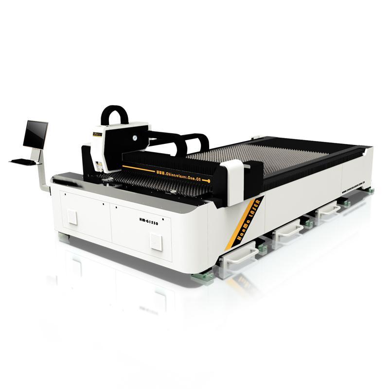 不鏽鋼鍍鋅板碳鋼光纖激光切割機 精度高 金屬激光切割機 1