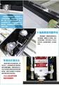不鏽鋼鍍鋅板碳鋼光纖激光切割機 精度高 金屬激光切割機 3