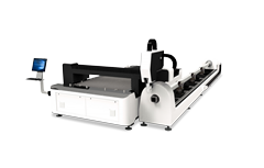 敞開式金屬激光切割機 板管一體光纖激光切割機