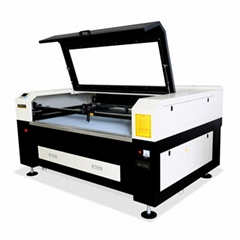 1610皮革布料切割机 亚克力激光雕刻切割机工艺品切割