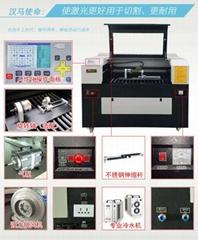 小型昇降台多功能激光切割機  家用木工/工藝品激光切割機