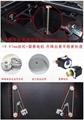 小型昇降台多功能激光切割機  家用木工/工藝品激光切割機 2