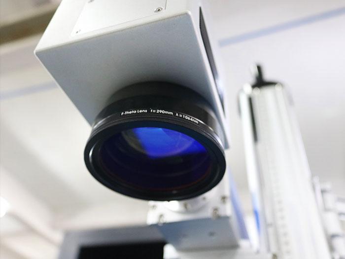 20w工藝品商標打標光纖激光打標機 4