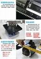 2040大幅面大功率全包围防护式光纤激光切割机 3