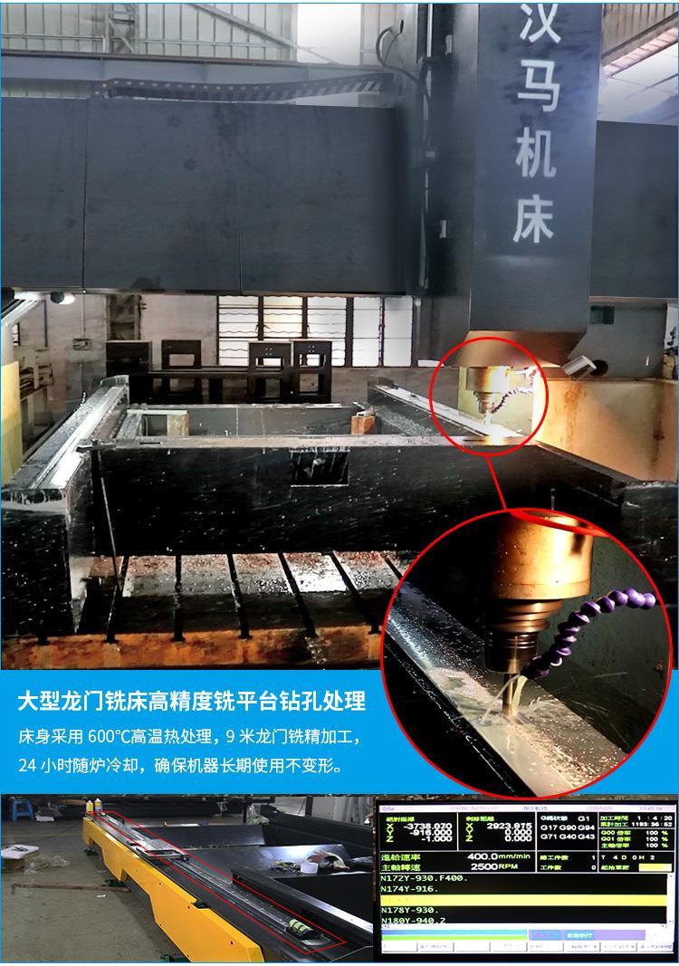 2040大幅面大功率全包圍防護式光纖激光切割機 4