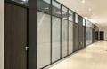 苏州办公室玻璃隔断-百叶玻璃隔断-全景玻璃隔断 3