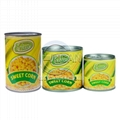 Easy Open Paper Label Canned Fresh Whole