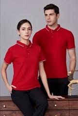 T恤设计定做  广告衫批发 polo衫定做