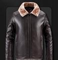 Cross-border Amazon men's leather