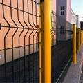 桃形柱防护网,桃形柱隔离网,桃形柱围栏网 1
