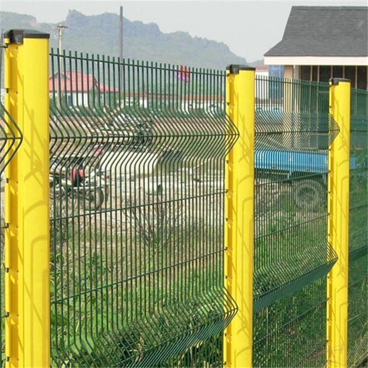 桃形柱护栏网,桃形柱围栏网,桃形柱防护网 2