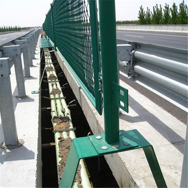 高速防眩网,高速隔离网,高速围栏网,高速防护网 2