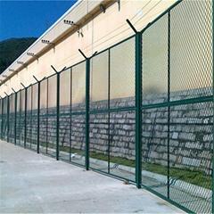 监狱防爬网,监狱隔离网,监狱钢网墙