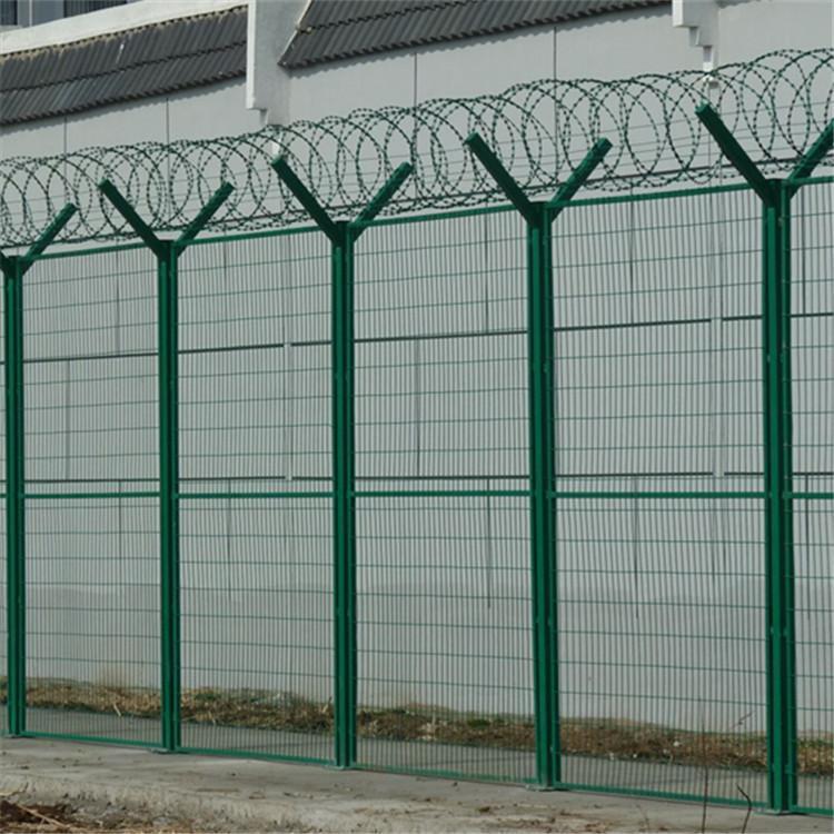 监狱防爬网,监狱隔离网,监狱钢网墙 2