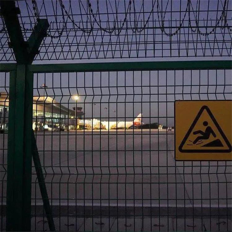机场围界,机场围界网,机场隔离网,机场防护网 3