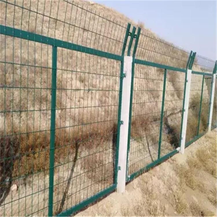 铁路防护栅栏,铁路隔离栅 3