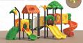 湖南戶外大型儿童玩具滑滑梯組合公園小區滑梯 4