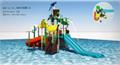湖南戶外大型水上樂園儿童玩具滑梯組合 3