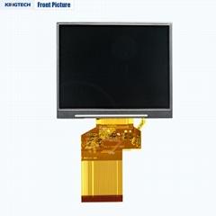 24bit RGB+SPI Interface 3.5 Inch 320x240 TFT LCD Display